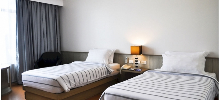 Paseo Premiere Hotel: Camera Singola SANTA ROSA