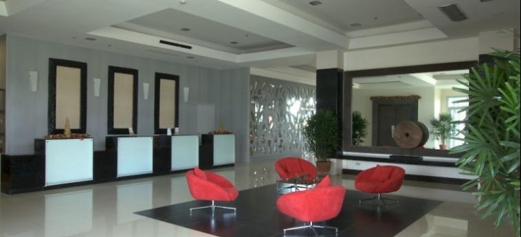 Paseo Premiere Hotel: Lobby SANTA ROSA