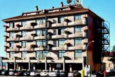 Hotel Los Angeles: Extérieur SANTANDER