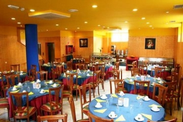 Hotel Bezana Lago: Salle de Petit Déjeuner SANTANDER