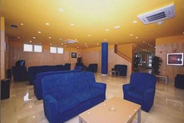Hotel Bezana Lago: Lounge SANTANDER