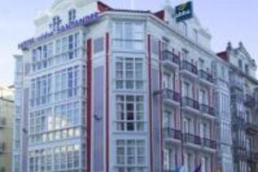 Hotel Abba Santander: Exterior SANTANDER