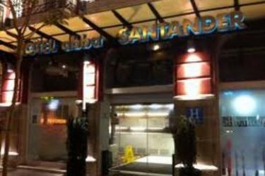Hotel Abba Santander: Facade SANTANDER