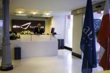 Hotel Abba Santander: Lobby SANTANDER