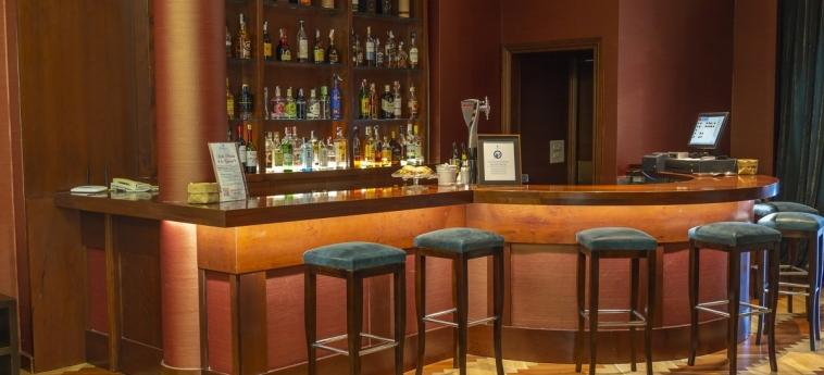 Hotel Castilla Termal Balneario De Solares: Bar Interno SANTANDER