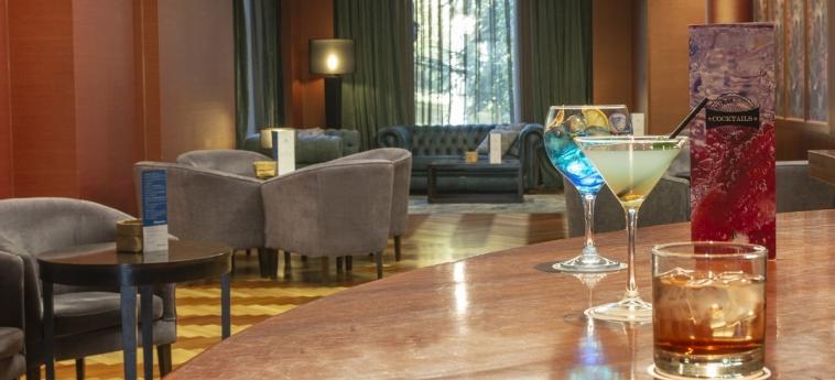 Hotel Castilla Termal Balneario De Solares: Bar SANTANDER