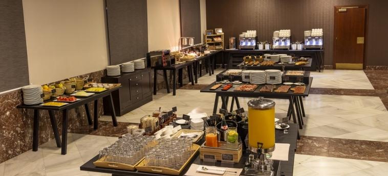 Hotel Castilla Termal Balneario De Solares: Buffet SANTANDER
