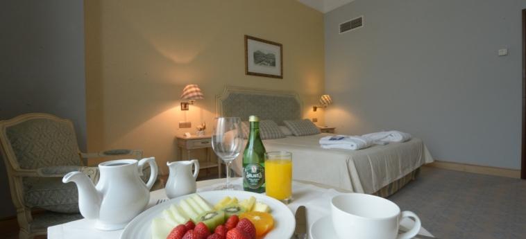 Hotel Castilla Termal Balneario De Solares: Dettaglio SANTANDER
