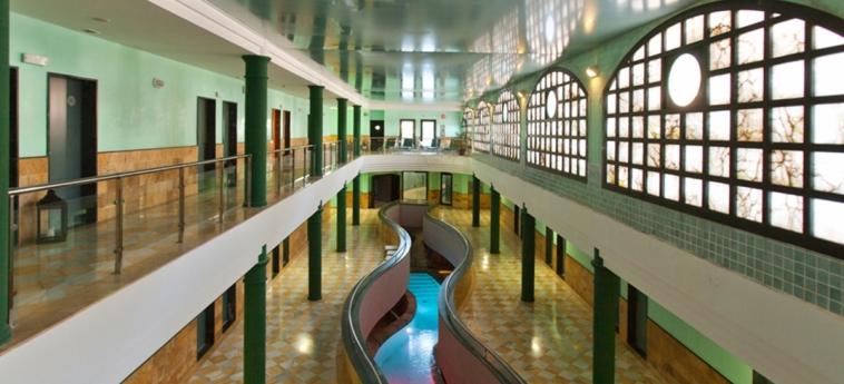 Hotel Castilla Termal Balneario De Solares: Interno SANTANDER