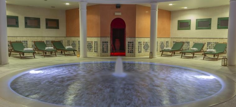 Hotel Castilla Termal Balneario De Solares: Piscina Coperta SANTANDER