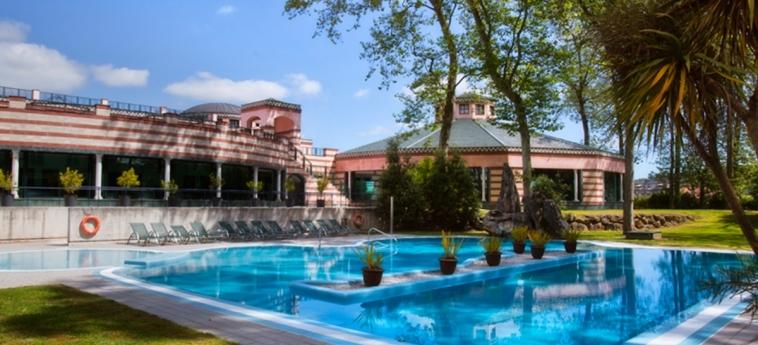 Hotel Castilla Termal Balneario De Solares: Piscina Esterna SANTANDER