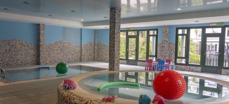 Hotel Castilla Termal Balneario De Solares: Piscina per Bambini SANTANDER