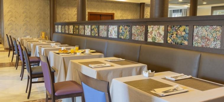 Hotel Castilla Termal Balneario De Solares: Ristorante SANTANDER