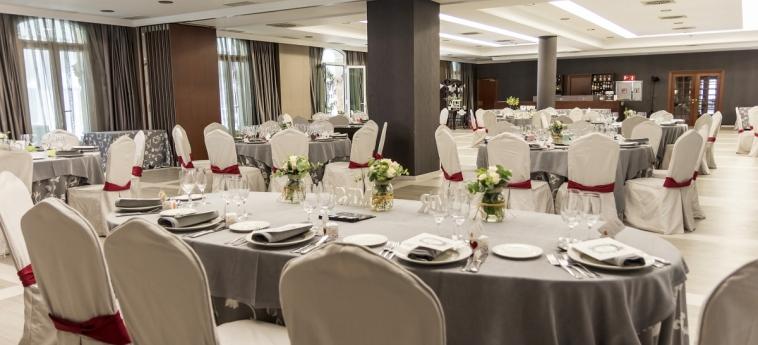 Hotel Castilla Termal Balneario De Solares: Sala Cerimonie SANTANDER