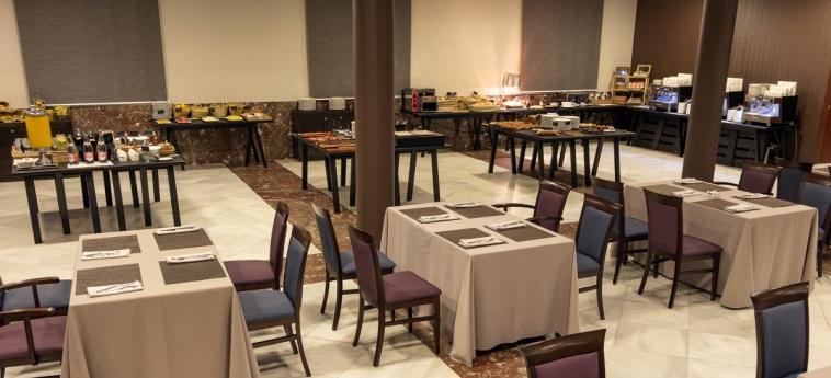 Hotel Castilla Termal Balneario De Solares: Sala Colazione SANTANDER
