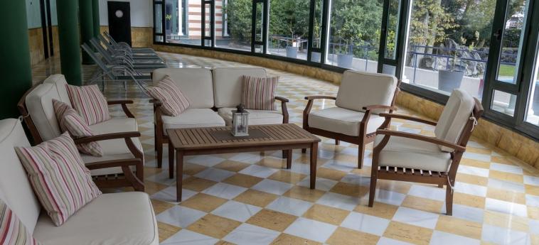Hotel Castilla Termal Balneario De Solares: Sala Relax SANTANDER