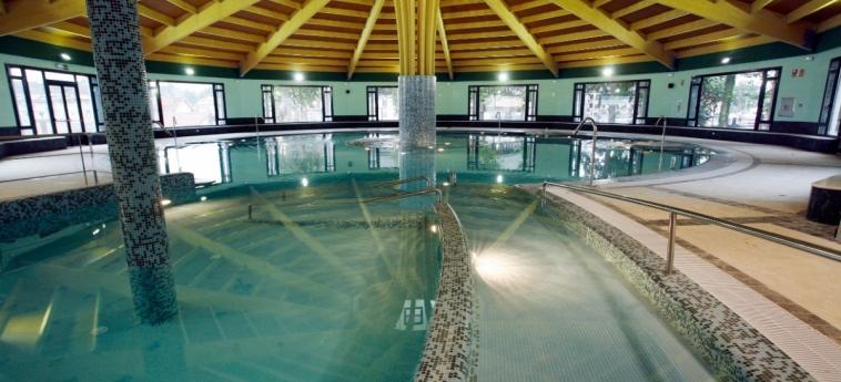 Hotel Castilla Termal Balneario De Solares: Servizio della struttura SANTANDER