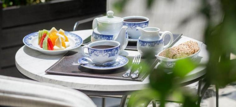 Hotel Boutique Le Reve: Breakfast SANTIAGO DE CHILE