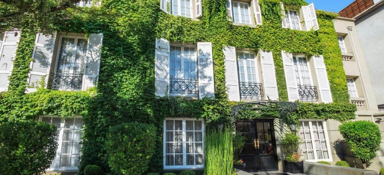 Hotel Boutique Le Reve: Facade SANTIAGO DE CHILE