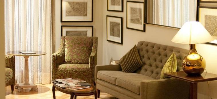 Hotel Boutique Le Reve: Interior detail SANTIAGO DE CHILE