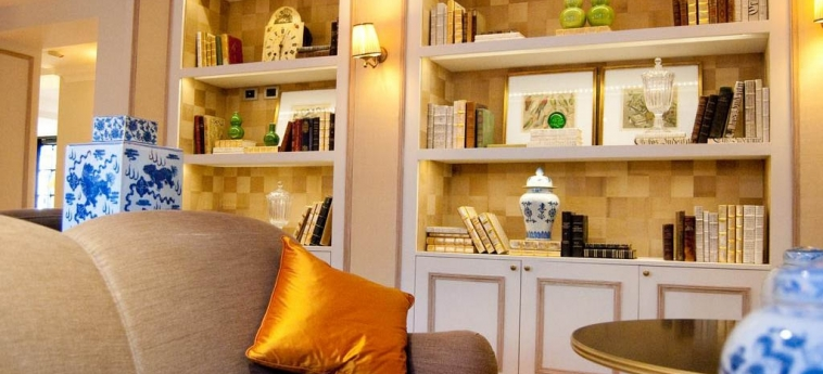 Hotel Boutique Le Reve: Lounge SANTIAGO DE CHILE
