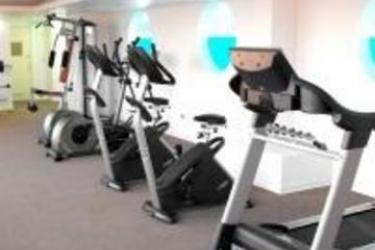 Hotel Bmb Suites: Gym SANTIAGO DE CHILE