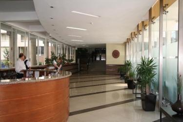 Hotel Bmb Suites: Lobby SANTIAGO DE CHILE