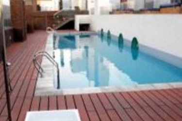 Hotel Bmb Suites: Outdoor Swimmingpool SANTIAGO DE CHILE