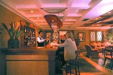 Hotel Bonaparte: Bar SANTIAGO DE CHILE