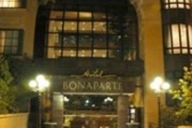 Hotel Bonaparte: Exterior SANTIAGO DE CHILE