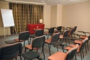 Hotel Bonaparte: Lobby SANTIAGO DE CHILE