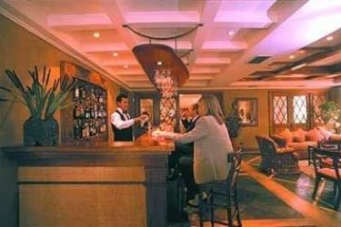 Hotel Bonaparte: Lounge Bar SANTIAGO DE CHILE