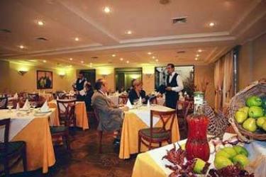Hotel Bonaparte: Restaurant SANTIAGO DE CHILE