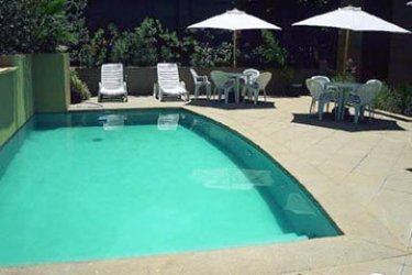 Hotel Bonaparte: Swimming Pool SANTIAGO DE CHILE