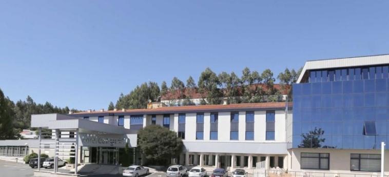 Hotel Congreso: Außen SANTIAGO DE COMPOSTELA