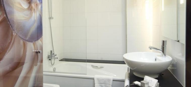 Hotel Congreso: Badezimmer SANTIAGO DE COMPOSTELA