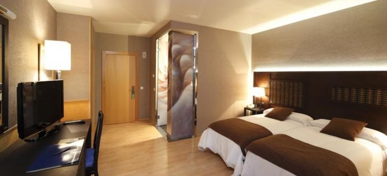 Hotel Congreso: Doppelzimmer SANTIAGO DE COMPOSTELA