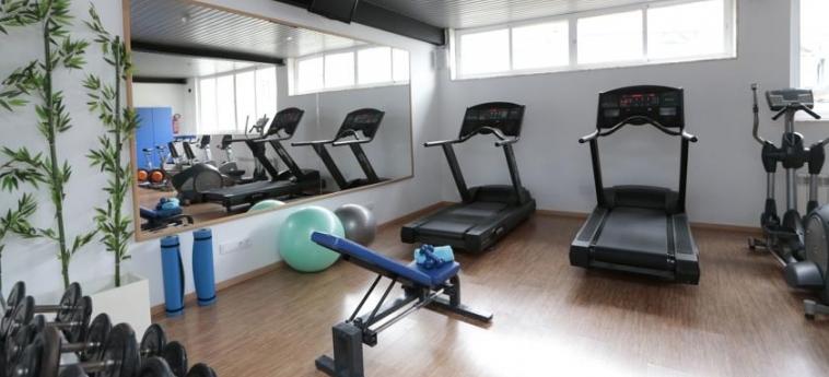 Hotel Congreso: Fitnesscenter SANTIAGO DE COMPOSTELA