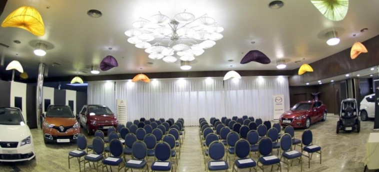 Hotel Congreso: Kongresssaal SANTIAGO DE COMPOSTELA