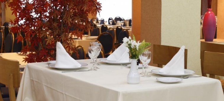 Hotel Congreso: Restaurant SANTIAGO DE COMPOSTELA