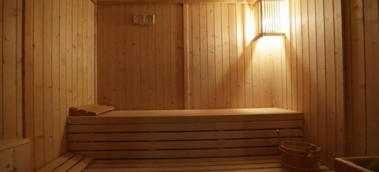 Hotel Congreso: Sauna SANTIAGO DE COMPOSTELA