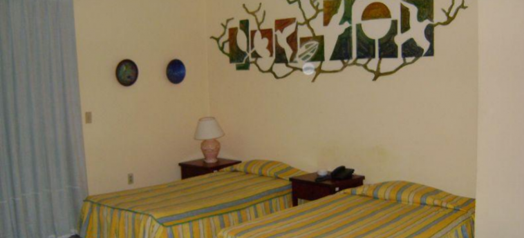 Hotel Villa Gaviota Santiago: Camera Doppia - Twin SANTIAGO DE CUBA