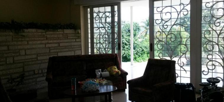 Hotel Villa Gaviota Santiago: Salotto SANTIAGO DE CUBA