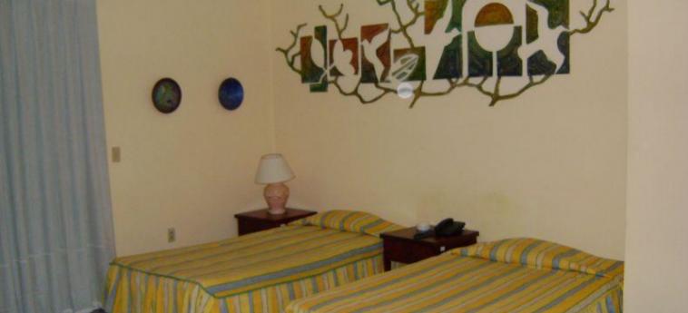 Hotel Villa Gaviota Santiago: Chambre jumeau SANTIAGO DE CUBA
