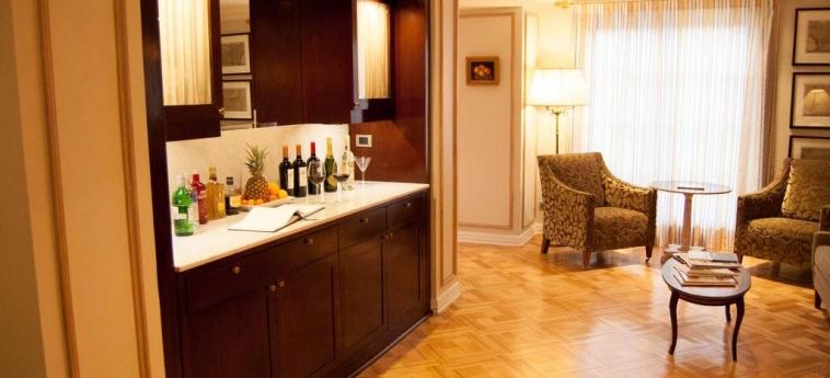 Hotel Boutique Le Reve: Bar SANTIAGO DEL CILE
