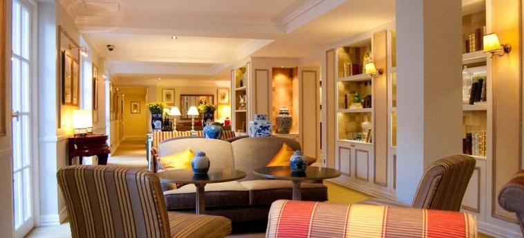 Hotel Boutique Le Reve: Detalle Interior SANTIAGO DEL CILE