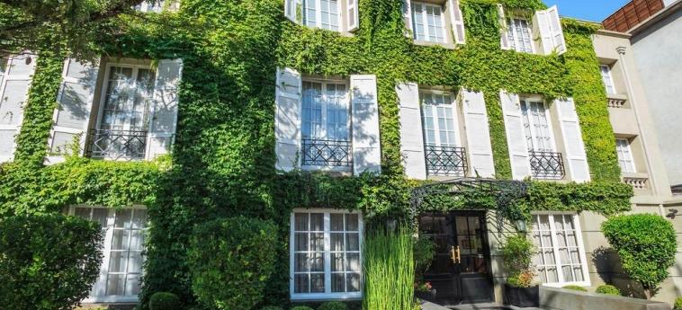 Hotel Boutique Le Reve: Facade SANTIAGO DEL CILE