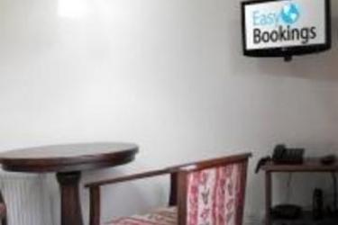 Hotel Bmb Suites: Habitación SANTIAGO DEL CILE