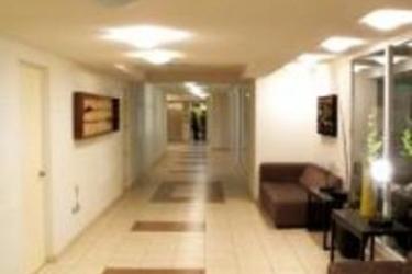 Hotel Bmb Suites: Hall SANTIAGO DEL CILE