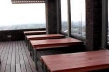 Hotel Bmb Suites: Salon SANTIAGO DEL CILE